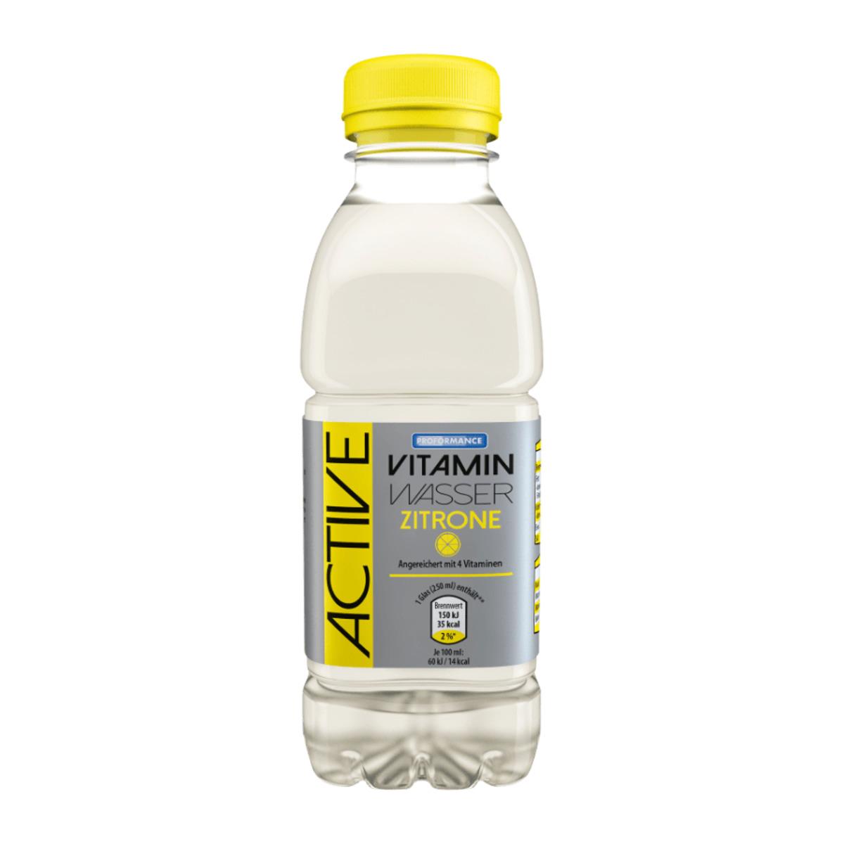 Bild 3 von PROFORMANCE     Vitamin Wasser