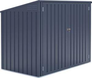 Yendoo Mülltonnenbox, 2x 240 l