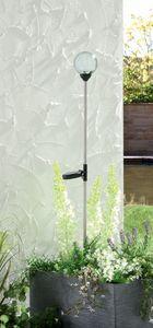Living & Garden 3D-Effekt-Solarleuchte