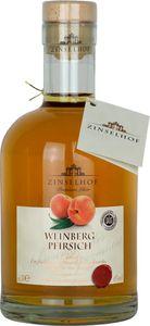 Zinselhof Weinbergpfirsichlikör, 0,5L
