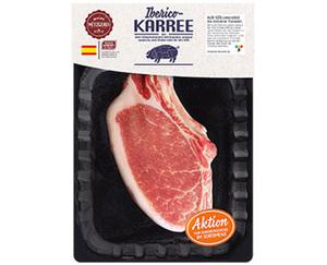 MEINE METZGEREI Karree vom Iberico Schwein