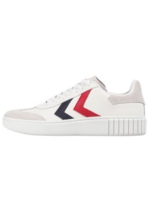 hummel Aarhus Classic Low - Sneaker für Damen - Weiß