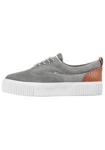 Djinns SubAge Dapper Suede - Fashion Schuhe für Damen - Grau