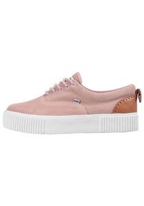 Djinns SubAge Dapper Suede - Fashion Schuhe für Damen - Pink