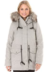 khujo Nesrin - Jacke für Damen - Grau
