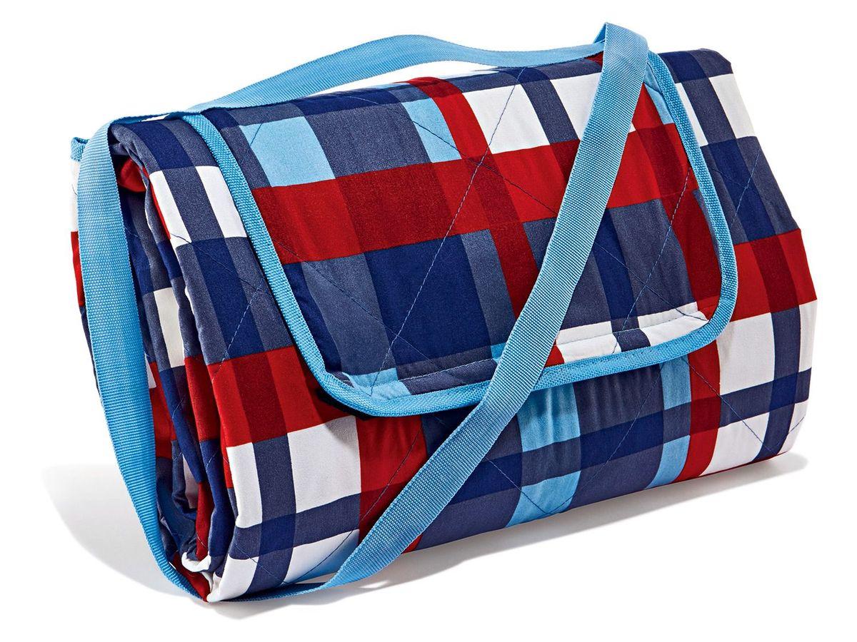Bild 2 von CRIVIT® XXL-Picknickdecke, 200 x 200 cm