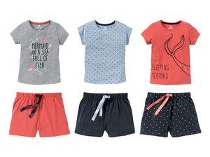 PEPPERTS® Mädchen Sommer-Pyjama