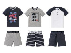 PEPPERTS® Jungen Sommer-Pyjama