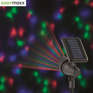 EASYmaxx LED-Solar-Partystrahler