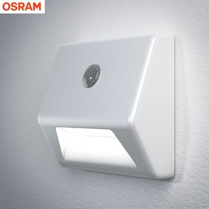Osram LED-Nachtlicht mit Bewegungssensor Weiß