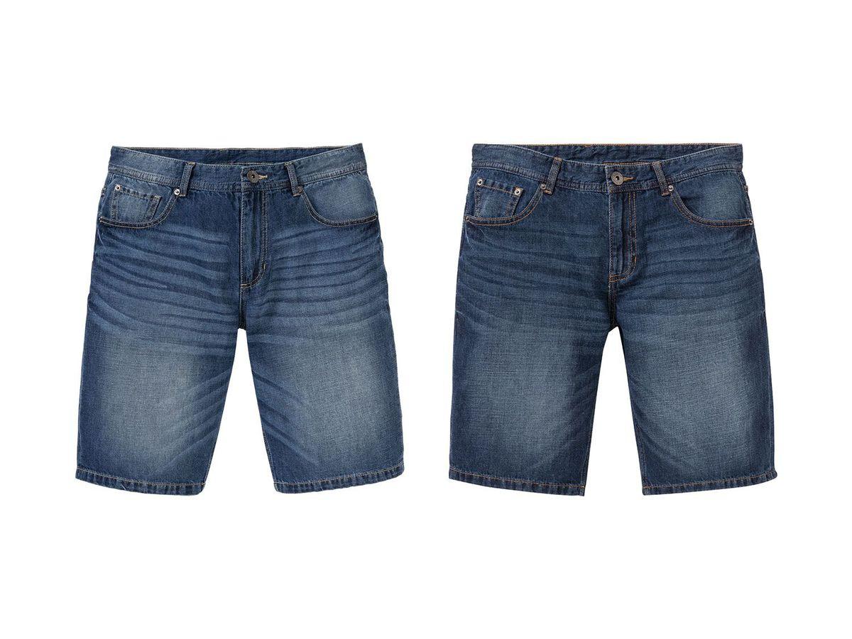 Bild 1 von LIVERGY® Herren Sommer-Jeansbermudas