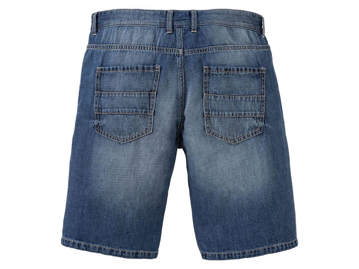 Bild 3 von LIVERGY® Herren Sommer-Jeansbermudas