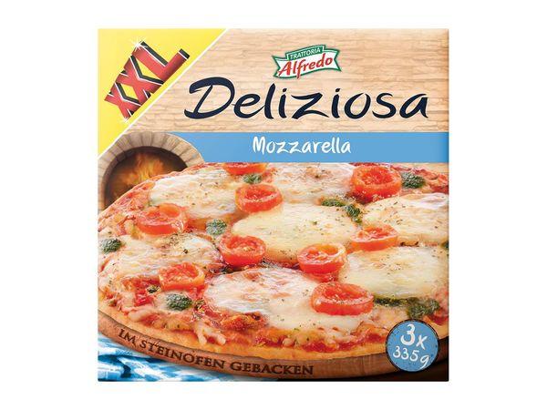 Pizza Deliziosa XXL Mozzarella