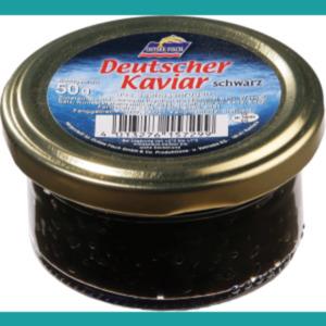 Ostsee Fisch Deutscher Kaviar