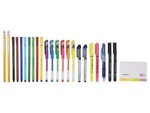 UNITED OFFICE® Schulstarter Megapack, 24-teilig