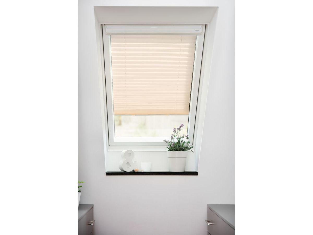 Bild 3 von Lichtblick Dachfenster Plissee Haftfix, ohne Bohren