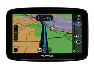 TomTom Navigationssystem Start 62 EU (45 Länder) TMC LTM
