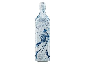 Johnnie Walker White Walker 41,7% vol - Game of Thrones Limited Edition