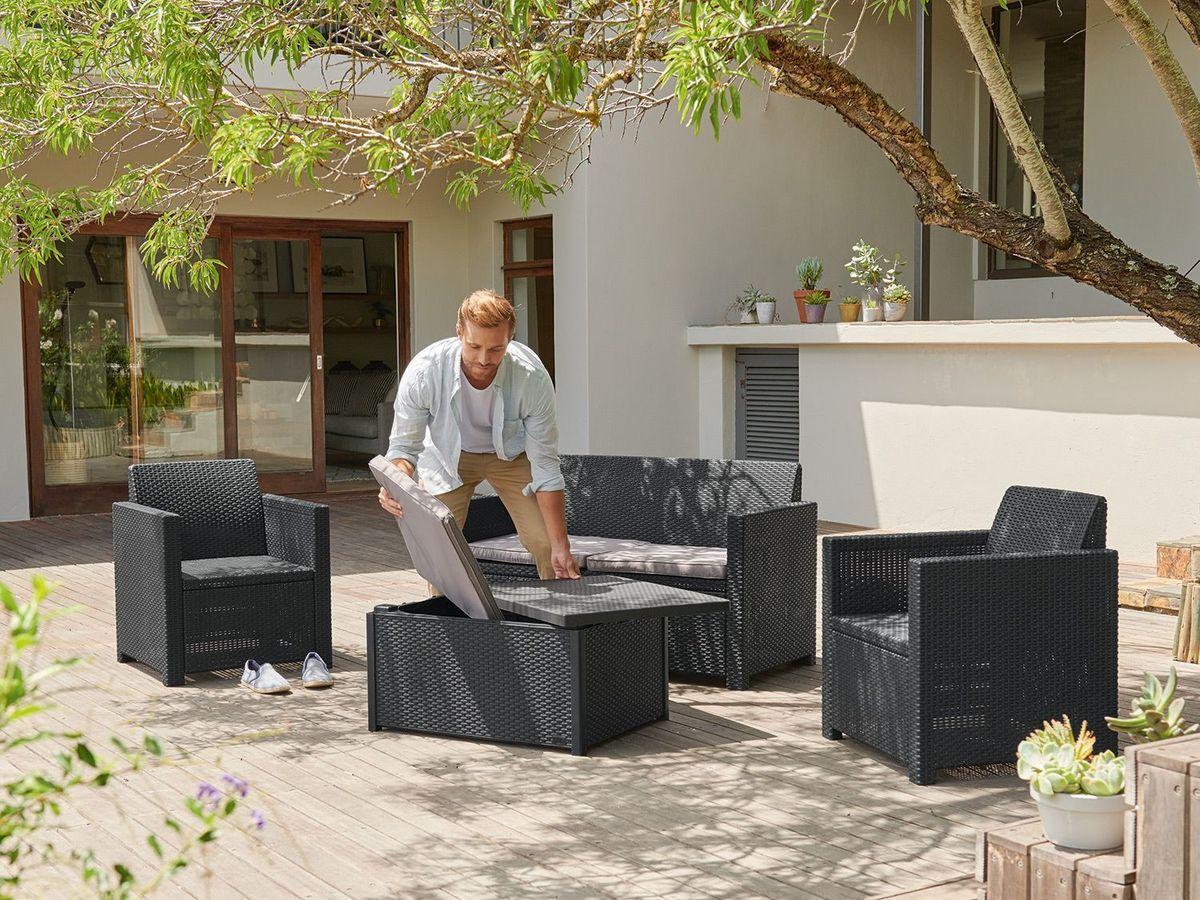 Bild 3 von FLORABEST Loungeset mit Tisch