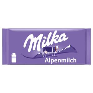 Milka Alpenmilch Schokolade