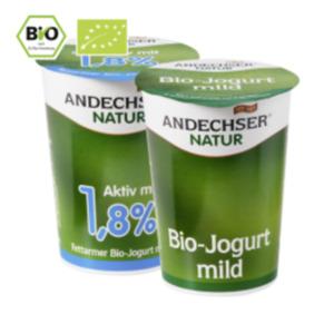 Andechser Natur Bio-Natur-Jogurt mild
