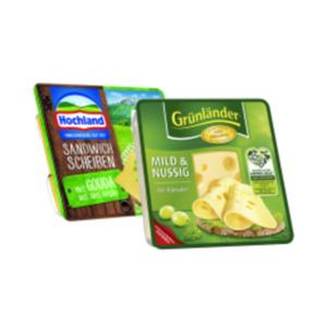 Grünländer- oder Sandwich-Scheiben