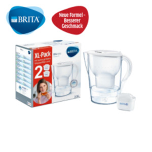 Wasserfilter Marella XL inkl. 2 Kartuschen Maxtra+