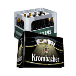 Krombacher oder Veltins
