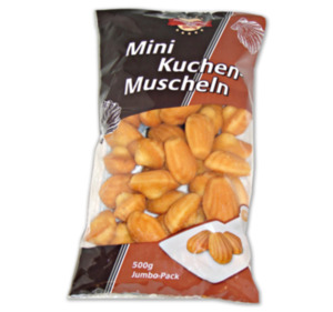 P&E Mini Kuchen-Muscheln