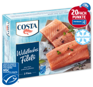 COSTA Wildlachs Filets