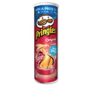 PRINGLES Stapelchips
