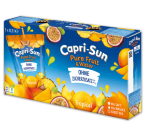 CAPRI SUN Pure Fruit and Water