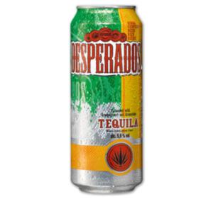 DESPERADOS Tequila Beer