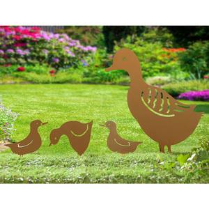 Powertec Garden Edelrostoptik-Stecker