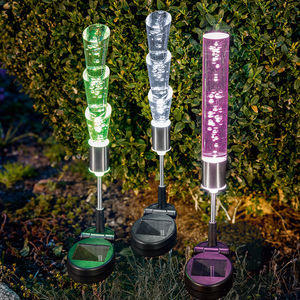 I-Glow LED-Solar-Leuchtstab