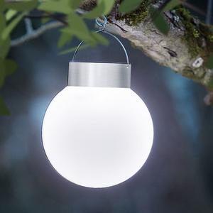I-Glow LED-Solar-Hängeleuchte