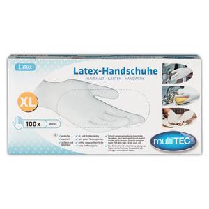Multitec Latex-Handschuhe