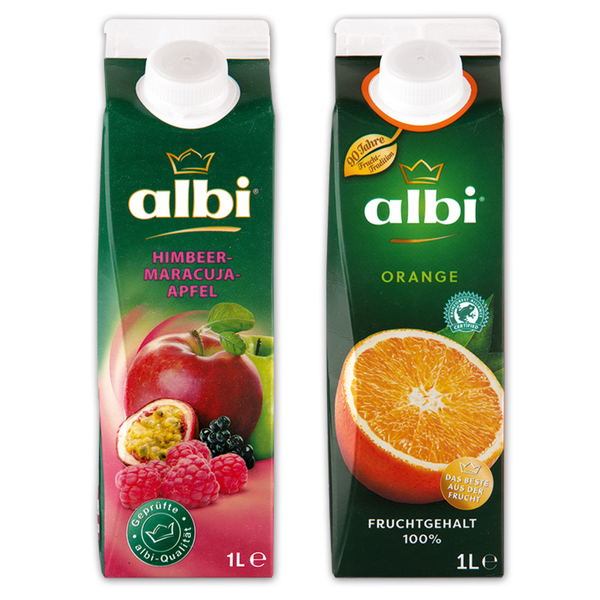 Albi Fruchtsaftgetränk