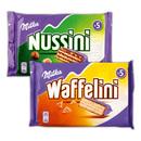 Bild 1 von Milka Nussini / Waffelini / Peanut & Caramel