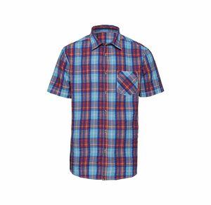 Reward classic Herren-Hemd in Seersucker-Qualität