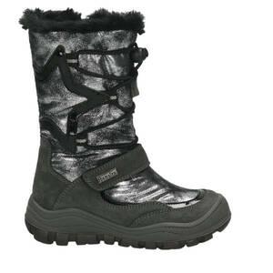 Damen Snow Boot, mittelgrau
