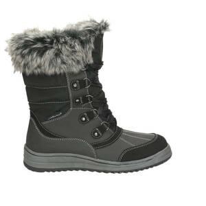 Damen Snow Boot, schwarz
