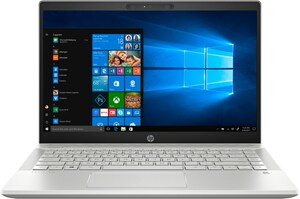 HP Pavilion 14-ce1606ng (5XQ71EA) 35,6 cm (14´´) Notebook silber