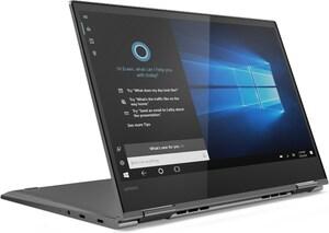 Lenovo Yoga 730-13IWL (81JR003PGE) 33,8 cm (13,3´´) 2 in 1 Convertible-Notebook iron grey