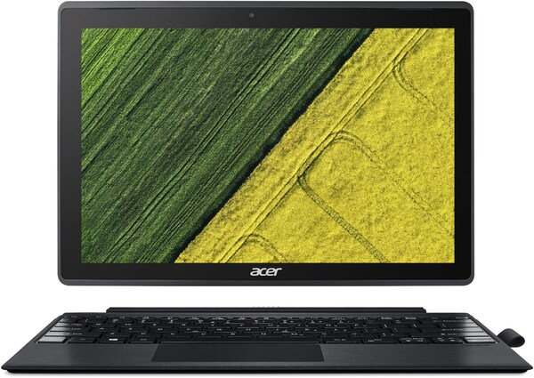Acer Switch 3 (SW312-31-P3HK) 30,98cm (12,2´´) 2 in 1 Detachable-Notebook steel gray