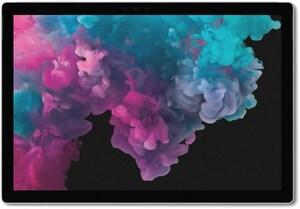 Microsoft Surface Pro 6 (128GB) platin grau