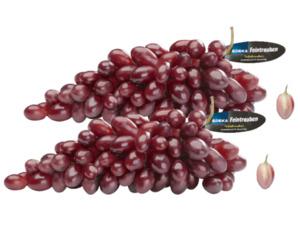 "EDEKA Tafeltrauben rot ""Crimson Seedless"""