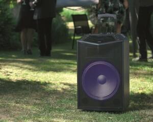 Denver mobiler Lautsprecher TSP504 ,  tragbar, kabellos (Bluetooth), 4500 mAh - Akku