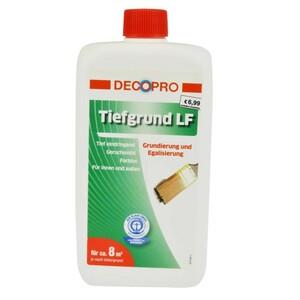 DecoPro Tiefgrund LF 1 Liter für innen und außen
