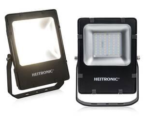 LED Flutlichtstrahler POWERFUL kaltweiß Heitronic